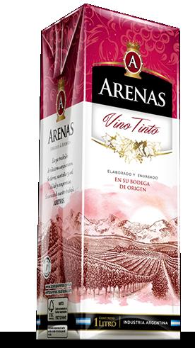 arenas-tinto